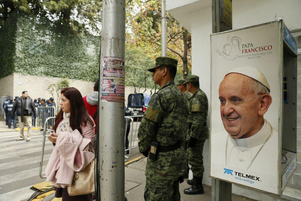 INICIA VISITA DEL PAPA A MÉXICO: Con fuertes retos por violencia y pobreza, Francisco recorrerá varios estados del país durante una semana