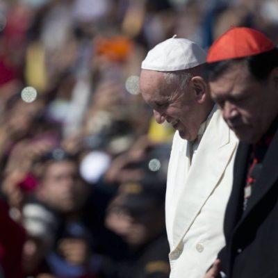 DEMANDA FRANCISCO A OBISPOS MÁS 'CORAJE' CONTRA EL NARCO: Les pide el Papa no dejarse corromper, ni temerle a la transparencia