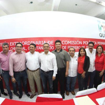 APRUEBA PRI ALIANZA CON PVEM Y PANAL: Esperan elegir a un 'candidato de unidad' para 'cerrar filas', dicen; el 24 de febrero, la convocatoria