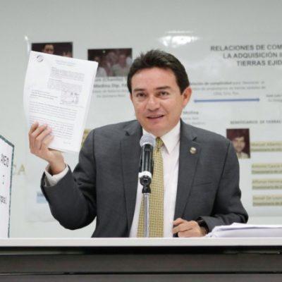 PIDEN INVESTIGAR POR 'LAVADO' A BORGE: Escándalo de terrenos en Yucatán a nombre de hermano de Juan Pablo Guillermo alcanza al Gobernador