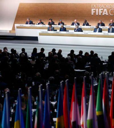BUSCA FIFA CREDIBILIDAD CON REFORMAS: Ponen limite de 12 años a la duración del mandato de un presidente de la máxima cúpula del futbol