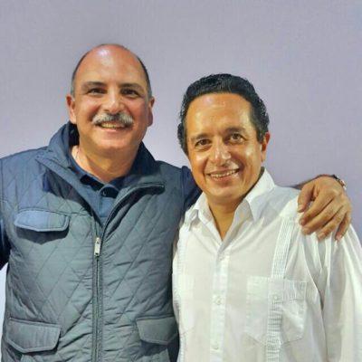 Renuncia el empresario y ex funcionario Jorge Portilla Manica a más de 15 años en el PRI; buscaría Alcaldía de Tulum por alianza opositora