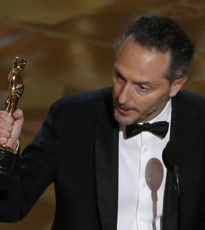 EL 'CHIVO' LUBEZKI HACE HISTORIA: El mexicano gana por tercera ocasión consecutiva el Oscar a Mejor Fotografía por 'The Revenant' de Iñárritu