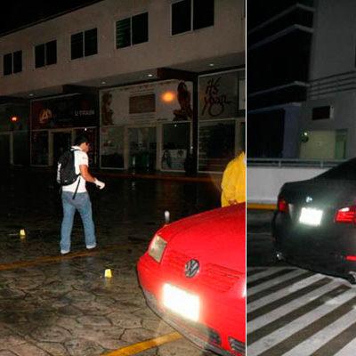 Cubano baleado en Plaza Nichupté se hacía pasar como mexicano; se dice empresario de la Zona Hotelera