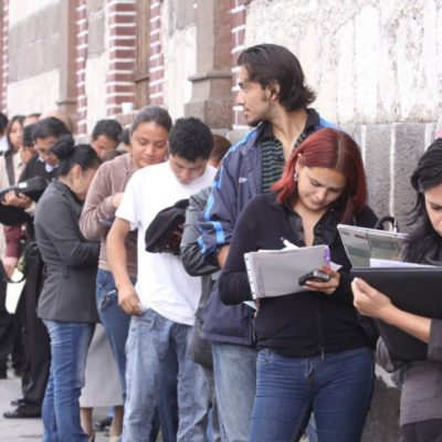 Alcanza desempleo a casi 2.5 millones de mexicanos durante enero, reporta INEGI