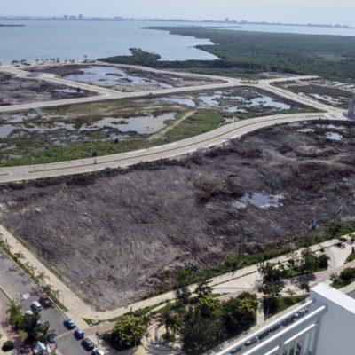 Solicitará diputada federal expropiación de los terrenos del Malecón Tajamar