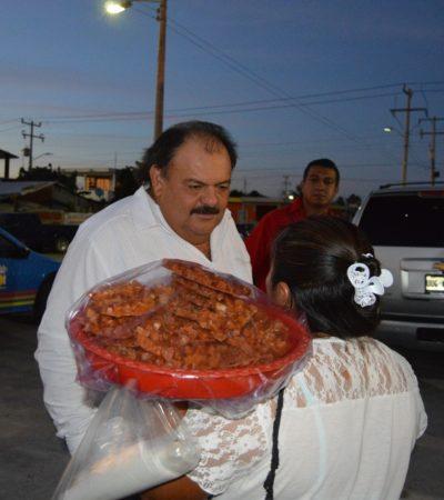 Circunstancias del PRI me favorecen, dice Abuxapqui