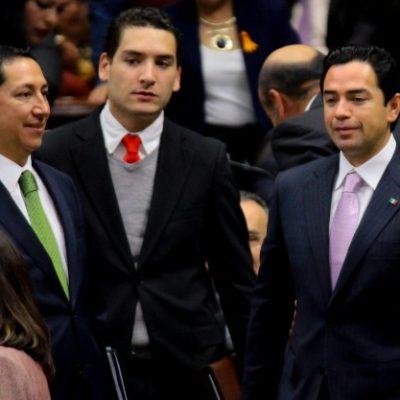 """Dice diputado Toledo que hay que """"robustecer"""" el sistema de transparencia en México para combatir la corrupción"""