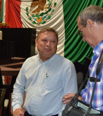 """""""MIS ASPIRACIONES NO SE NEGOCIAN"""": Voy a ser candidato a presidente municipal por la buena o por la mala, dice Emilio Jiménez"""