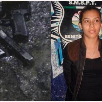 Presumen existencia de banda de ex policías dedicada al robo en Cancún por detención de una ex agente en escena de un atraco