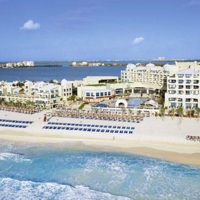 Se ahoga otro turista de EU ahora en la playa del hotel Gran Caribe Real de Cancún