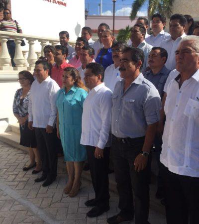 SALTA FILIBERTO DEL BARCO JOAQUINISTA: Confirma renuncia a coordinación de campaña del hoy ex priista y dice que él y su equipo seguirán a Borge