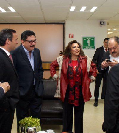 'PACTO DE SUMISOS' EN EL PRI | Gobernador aplica antropofagia a Mendicuti después de echar a Carlos Joaquín | Por Carlos Cantón