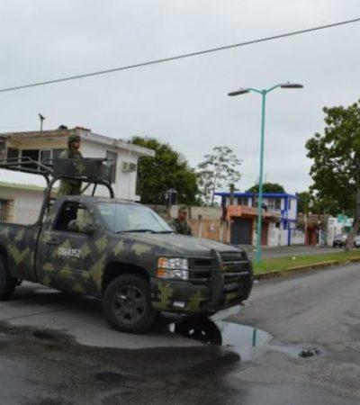 Detienen a narcomenudista durante cateo en vivienda de Chetumal