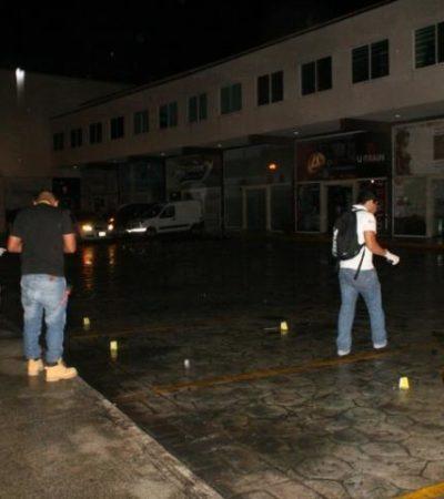 Cubano baleado en Cancún es señalado por supuesto tráfico de indocumentados