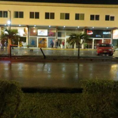 Revelan verdadero nombre de cubano baleado en la Plaza Nichupté de Cancún