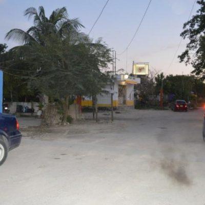 Dan de alta a hombre baleado en la colonia Santa Cecilia de Cancún