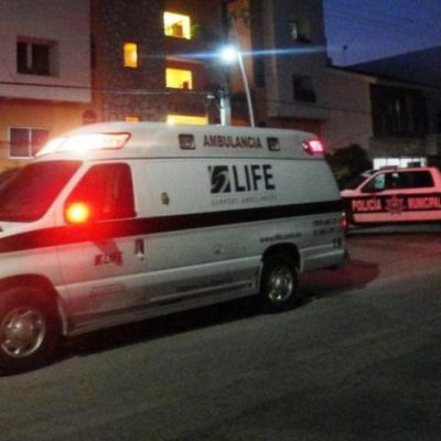Fallece turista canadiense en Cozumel
