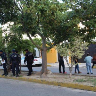 BALACERA EN LA AVENIDA NIZUC: Presunto intento de ejecución causa alarma en el centro de Cancún