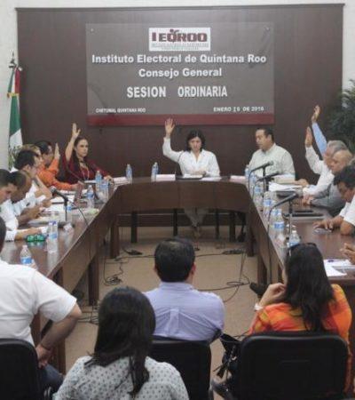 Se registran 3 aspirantes a candidaturas independientes, 2 por Cancún y 1 por Chetumal