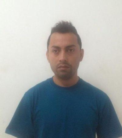 Por el robo de un celular, cae un año después asesino de un travesti en Playa del Carmen