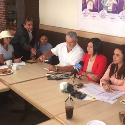 """""""NO ES CAMISA DE FUERZA"""": Dice Ieqroo que no es a rajatabla que haya más mujeres que hombres en planillas impares de ayuntamientos en QR"""