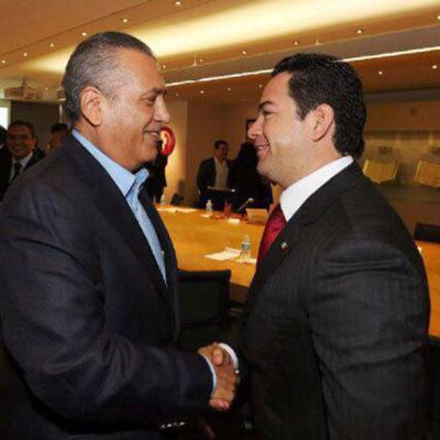 """Dice Toledo Medina que 'pacto de unidad' en el PRI es """"por el bien de los ciudadanos"""
