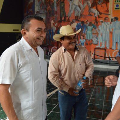 """""""Cuando el PRI te quita un peso, te da dos"""": Juan Manuel Herrera"""