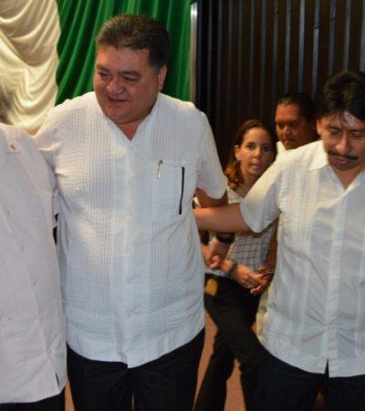 Alista Congreso toma de protesta de suplentes de 2 diputados joaquinistas
