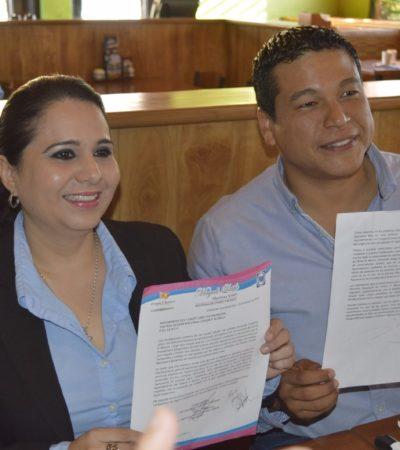QUIEREN SER DIPUTADOS: Pedirán licencia regidores panistas de OPB