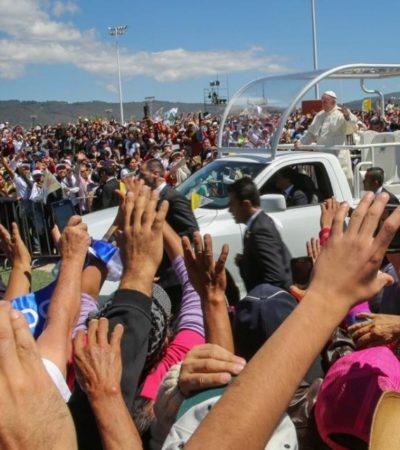 Bergoglio y la boleta histórica de la violencia en México    Por Gilberto Avilez Tax