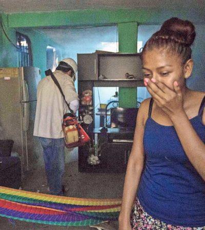 Reconocen 34 casos de zika en México; ordenan campaña de prevención nacional