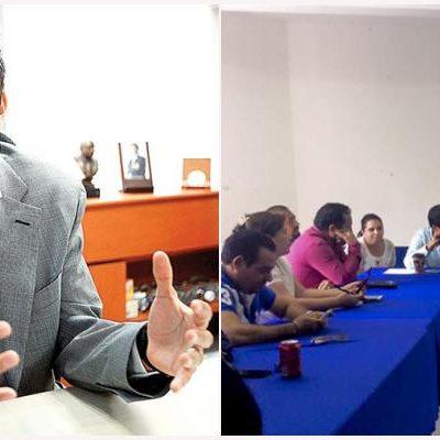 VA PAN POR ALIANZA EN QR: Confirma que el candidato será designado por el CEN y que no se descarta la postulación de un externo en coalición
