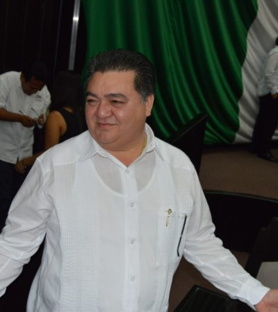 DESBANDADA EN EL CONGRESO: El destino de Pedro Flota, en manos del INE
