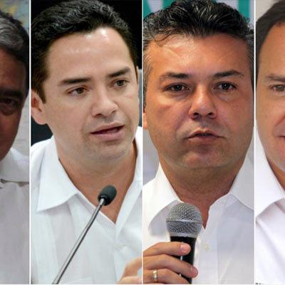 """QUE LA DECISIÓN LA TOMARÁ EL CEN: Advierte Borge """"no desesperarse"""" por la designación del candidato priista en QR; rechaza descartes anticipados"""