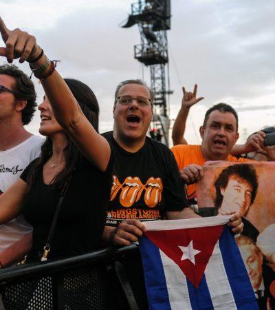 """""""LOS TIEMPOS ESTÁN CAMBIANDO"""": Cuba y los Rolling Stone cumplen su cita con la historia en el concierto del deshielo"""