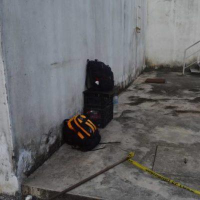 Reportan suicidio de hombre de origen canadiense en un predio de la carretera Leona Vicario-Cancún