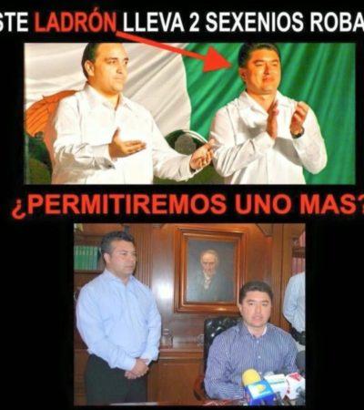 REDES CANCÚN | La sucesión colapsando al PRI en Quintana Roo