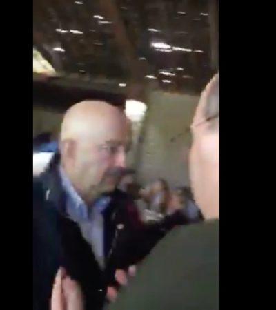 'PERISCOPEA' XÓCHITL FIESTA DEL 'JEFE' DIEGO: Ventila delegada reunión con Carlos Salinas y Carlos Slim en el cumpleaños 75 del panista