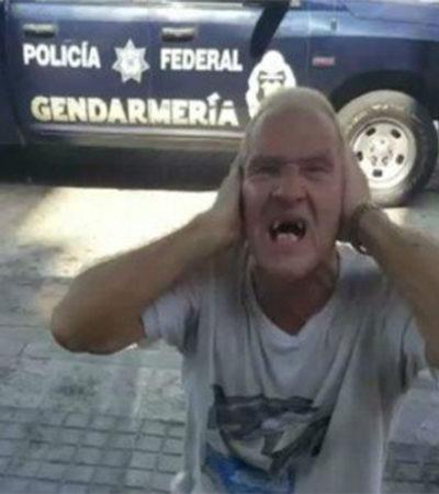 Canadiense que besó a niña en Acapulco, con antecedentes de pedofilia, incluso en Quintana Roo