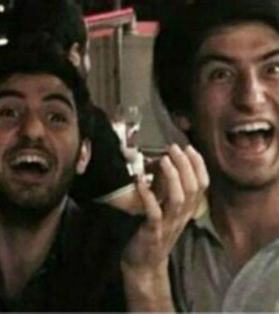 MORIR EN TURQUÍA: La trágica historia detrás de la foto de dos amigos simboliza el flagelo del terrorismo