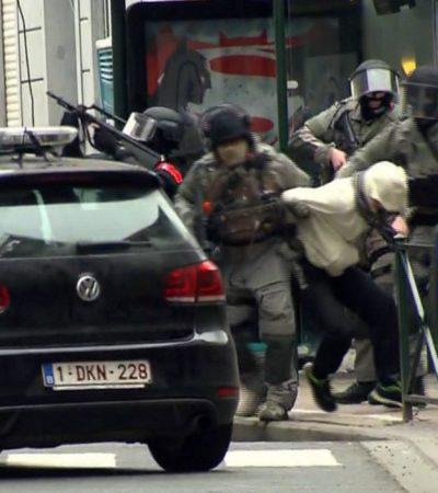 CAE EL TERRORISTA MÁS BUSCADO DE EUROPA: Detienen en Bruselas al yihadista Salah Abdeslam, perpetrador de los atentados de París