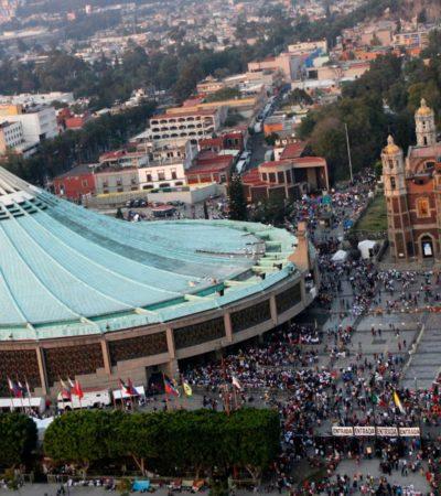 Dan luz verde a la nacionalización de la Basílica de Guadalupe, sin dueño desde la reforma de 1992