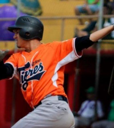 Doblega Tigres de QR a Piratas de Campeche en partido de pretemporada
