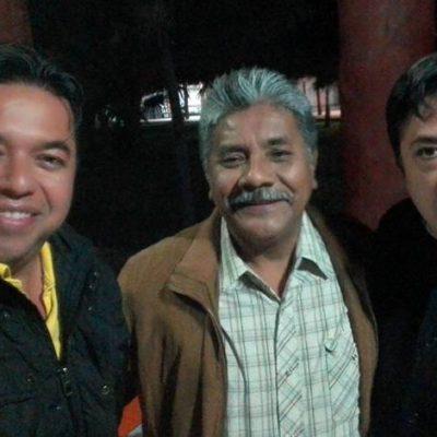 LA HEMORRAGIA PRIISTA NO CAUTERIZA: Confirman salida de Marcelo Carreón, líder de la Unorca en la Zona Maya, para sumarse a la coalición UNE