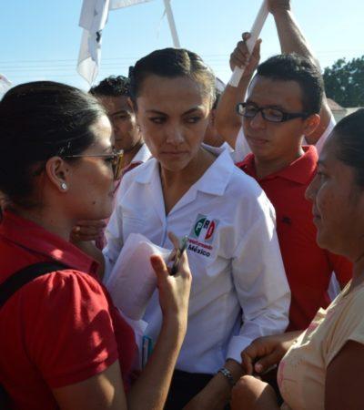 Rompeolas: Madruguete de 'spots' del PRI en Chetumal