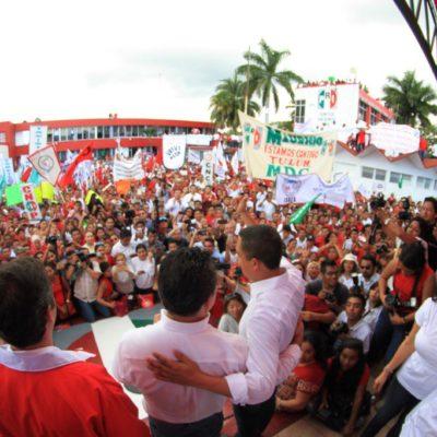 Emite PRI 2 convocatorias para selección de candidatos a presidentes municipales en QR