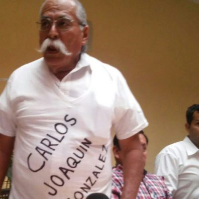 SE DESFONDA MORENA EN QR: Imposición en candidaturas provoca renuncias e impugnaciones; ex secretario general se pone la camiseta de Carlos Joaquín