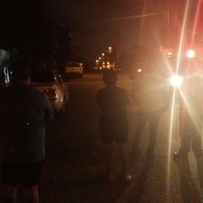 SE COMSUMA OTRA EJECUCIÓN EN CANCÚN: Muere en el hospital hombre baleado el sábado en la Región 221; no hay nadie detenido