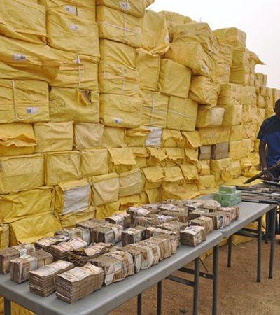 EXPORTA NARCO SU 'TALENTO': Detienen en Nigeria a 4 mexicanos que ayudaban a construir de súper laboratorio de metanfetaminas